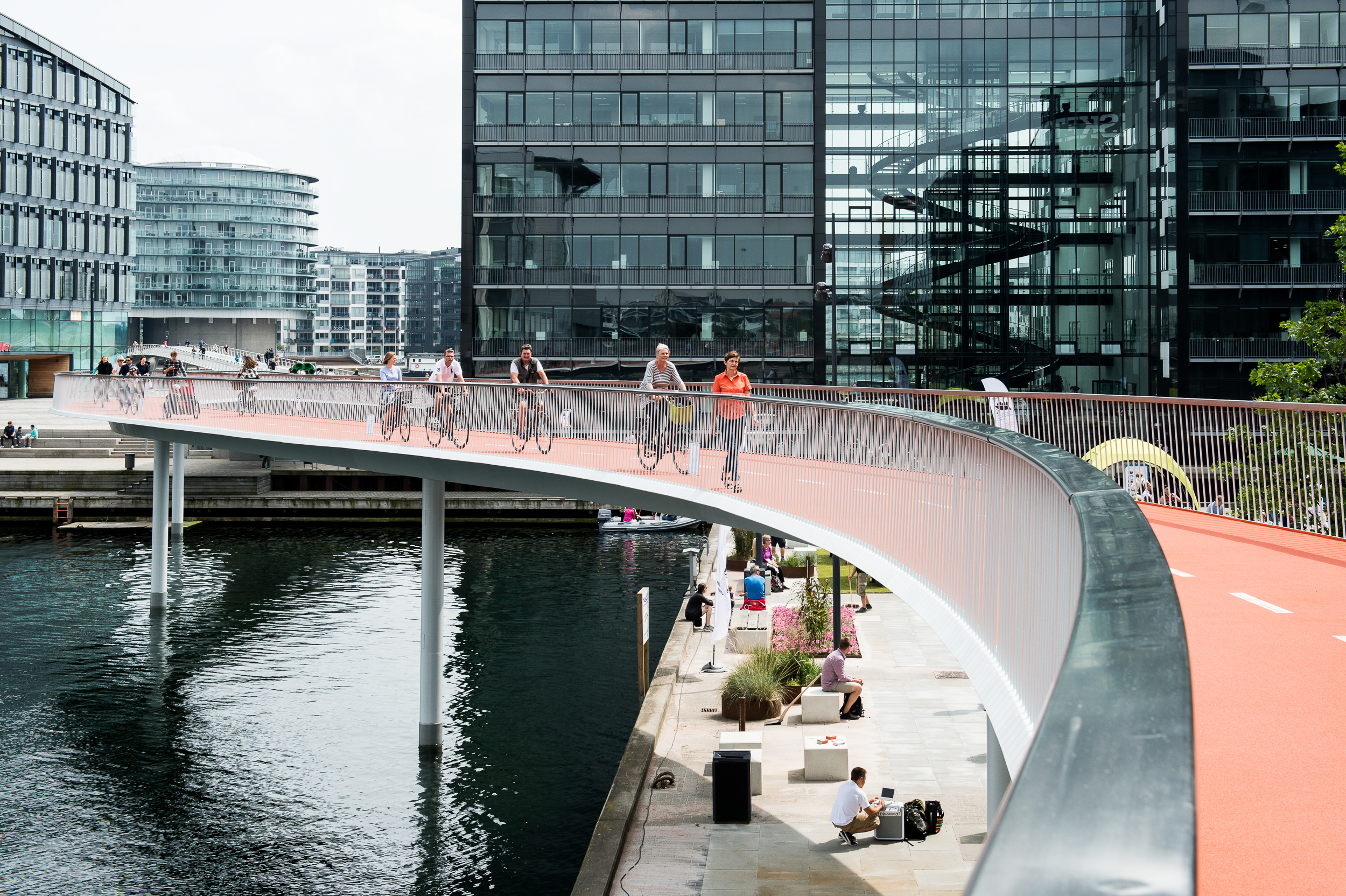 Cycling Cities: Copenhagen