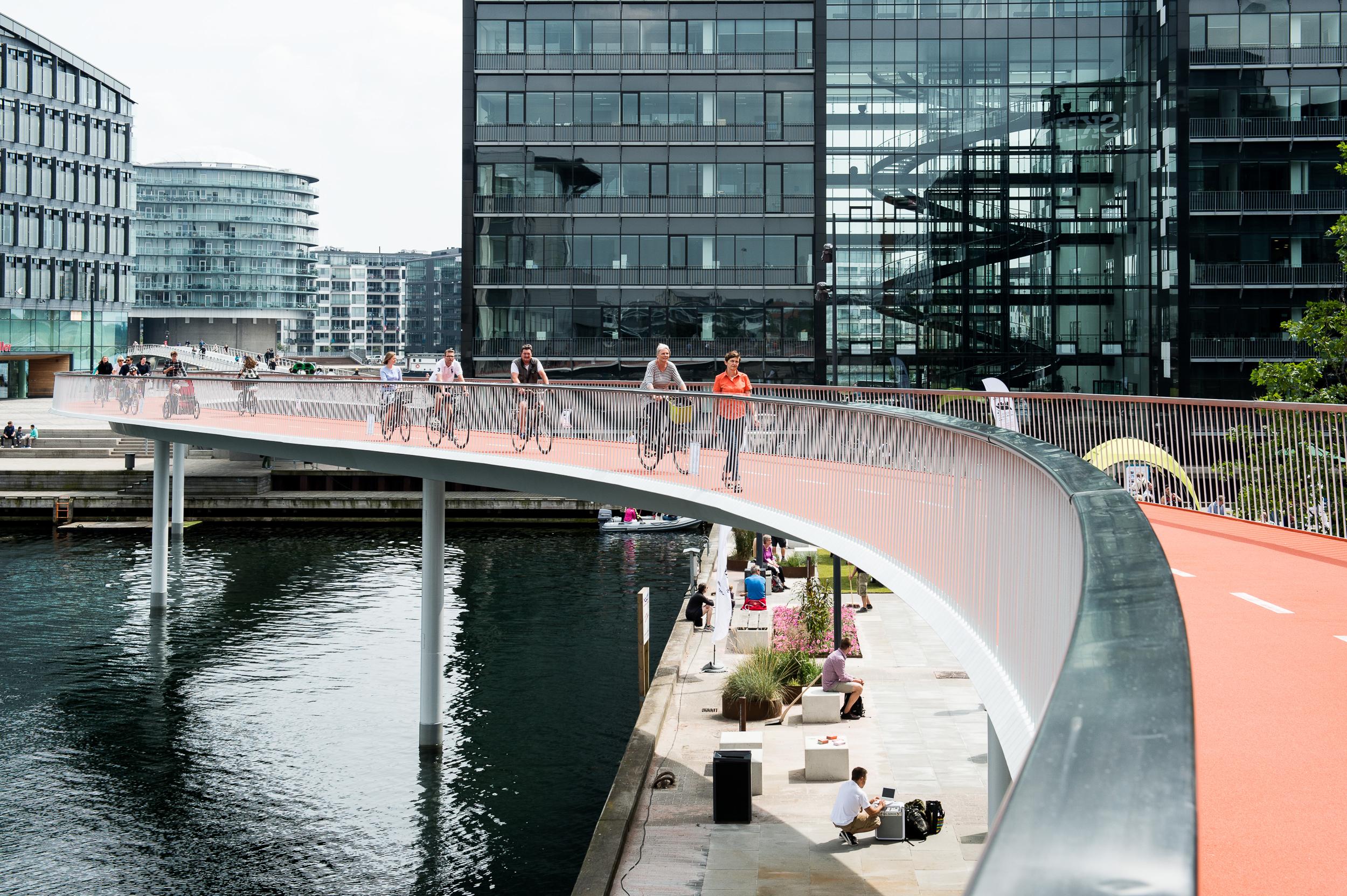 Cycling Cities: Copenhagen