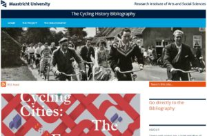 Cycling History Scholarship Database