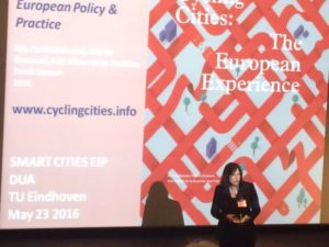 Smart Cities, Cycling Cities